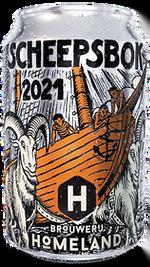 Scheepsbok 2021