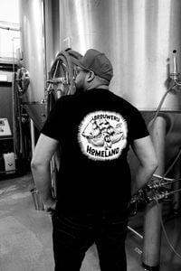 Homeland T-shirt Pieremegoggel